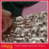 2014 new stretch High Quality fashion made in china elastic smocked fabric