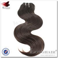 Virgin hair weft hair bundles best selling beauty products 2012