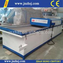 TM2480 mdf panel kichen door vaccum pressing laminating machine
