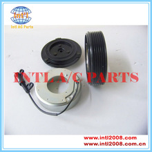 Calsonic CSV613 A/C Magnetic clutch pulley assembly for BMW 3 E46 316i/318i/320i/ Z4 2.0i 64526908660 64526918751
