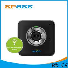 720P battery operated micro mini wireless wifi security ip camera
