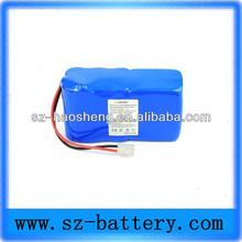 18.650 batteria robot aspirapolvere 7,4v batteria al litio 10ah