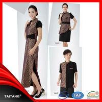 high quality 2014 hot sell customized stylish wholesale usher uniforms
