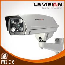LS VISION megapixel cctv camera round security camera high focus ccd camera
