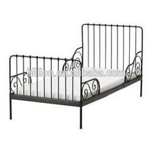 wrought iron kids bed queen