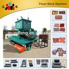 Direct Manufacturer DMYF500 hydraform interlocking brick machine