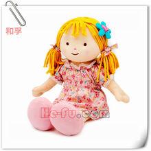 clásica corazones cálidos para microondas de muñeca de trapo primera muñeca