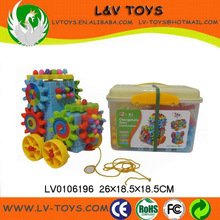 Funny educational DIY toys for kids