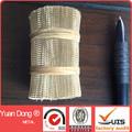 60mm escova de bronze fio/fiodeaçoinoxidável para escova industrial