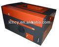 électrique mini machine de gravure laser pour l'acrylique