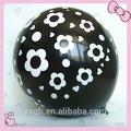 nuevo diseñado 12 pulgadas completo decorado para imprimir globo bola