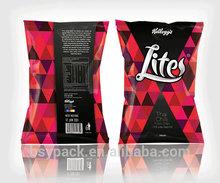 Plastic Chip Package Bag / Snack Bag / potato chips bag