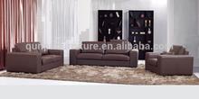 living room sofa set leather modern design 902#