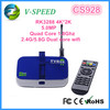 Vspeed Distributors Canada Rk3288 1.8Ghz Android 4.4 Xbmc Skype Wifi 4K Android Tv Box Cs928 With Camera