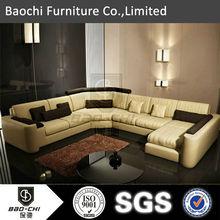 hotel bedroom sofas,modern contemporary furniture,genuine leather sleeper sofa C1151