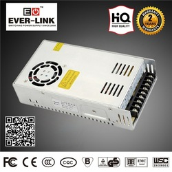 2-year Warranty Power PSU CE RoHS approved SMPS Single Output moso led driver