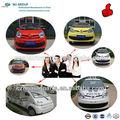 2014 nuova auto elettrica con motore a corrente alternata elettrico suv
