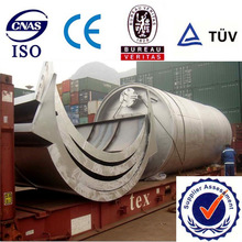 Pollution-free plastic and tyre pyrolysis plant with free installation