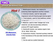 Di elevata purezza 99% cloruro di magnesio