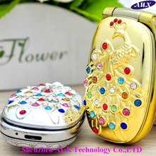 High China brand new N889 fashion design lady mobile phone with camera