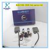 Newest auto light!!! hid xenon lamp h4 s-l 3000k 24v 50w
