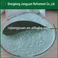 Sulfato ferroso 98% FeSO4.7H2O para de tratamiento de agua