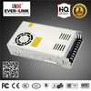 2-year Warranty Power PSU CE RoHS approved SMPS Single Output 24v din switching power supply