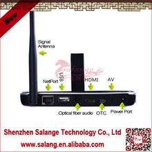 Bulk Wholesale IPTV Set internet tv access Support HDMI 1080p Video by salange