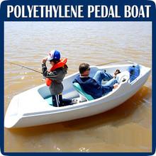Foot Pedal Kayak, Kayak with Pedals, Rotomolded Polyethylene Kayak