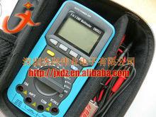 EM5511 EMF Electromagnetic radiation, test temperature capacitance, frequency, multi function, automatic digital multimeter