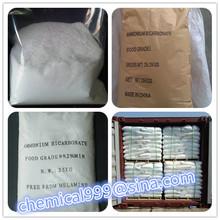ammonium bicarbonate food chemicals