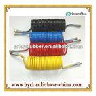 air coil hose/spiral tube/spring pu abrasion hose