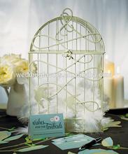 Decorative 'Birds in Flight' Birdcage for Wedding Cards