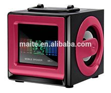 mini usb portable speaker micro sd/tf music player (XR-1)