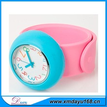 2014 fashion Super soft Womens Jelly Silicone Sports Watch students
