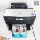 DIY cellphone sticker mobile phone skin printing machine