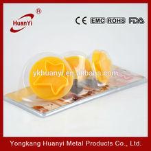 designed of maple leaf Sugarcraft molds