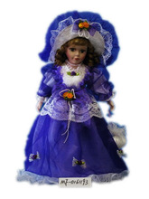 2014 Safety Cute antique porcelain dolls with clothing for sale