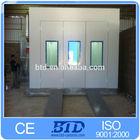 2014 BTD mini spray booths used spray booth for sale