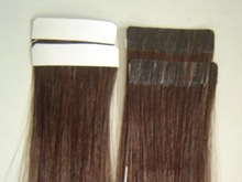 Super double sided tape sticker skin weft hair extensions