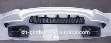 bumper spoiler for LEXUS LX570 2014 sport bumper skid plate modify LEXUS 570 car by maker