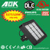 UL DLC TUV SAA 30-500w Meanwell Driver LED Wall Mounted Outdoor Lights, With Philips Chip,5 Years Warranty
