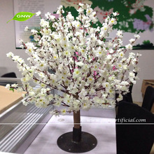 BLS067 GNW 6ft White wedding centerpiece and flower stand for decoration