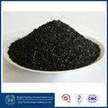 treament agua de densidad granular carbón activado base de carbono