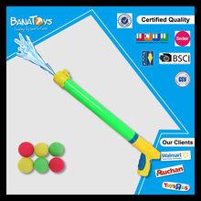 2014 New design plastic kid toy cheap water guns toys