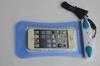 Popular plastic mobile phone waterproof bag for all smart phone
