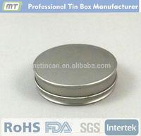 tin metal type custom shallow tins
