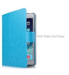 Slim Rotated Case For ipad Air mini 2 3 4 holder with wake and sleep