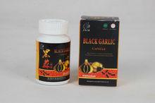 black garlic softgel extract from peeled black garlic