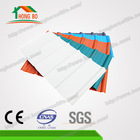 High quality 4-layers large corrugated plastic roofing sheets